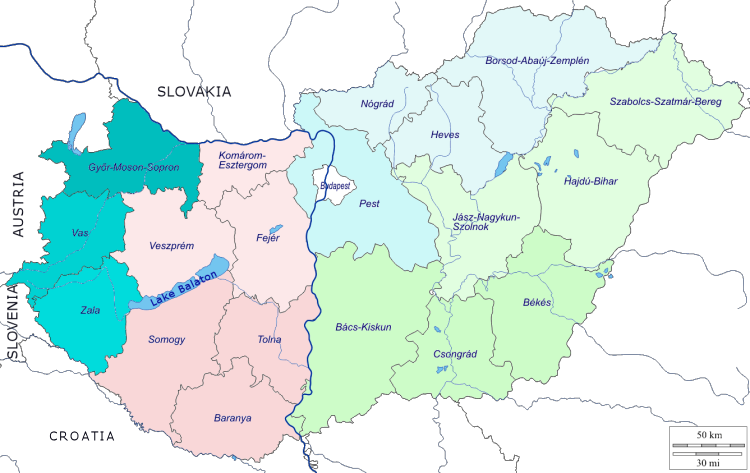 Properties For Sale In The Western Part Of Hungary