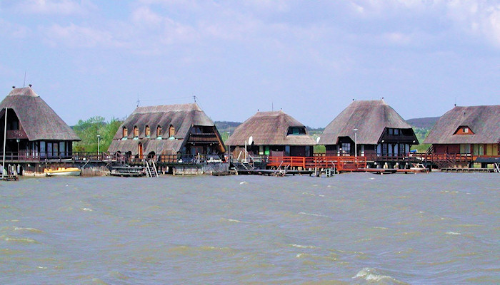 Fishing-Lodges - Neusiedler See (Lake Fertő)