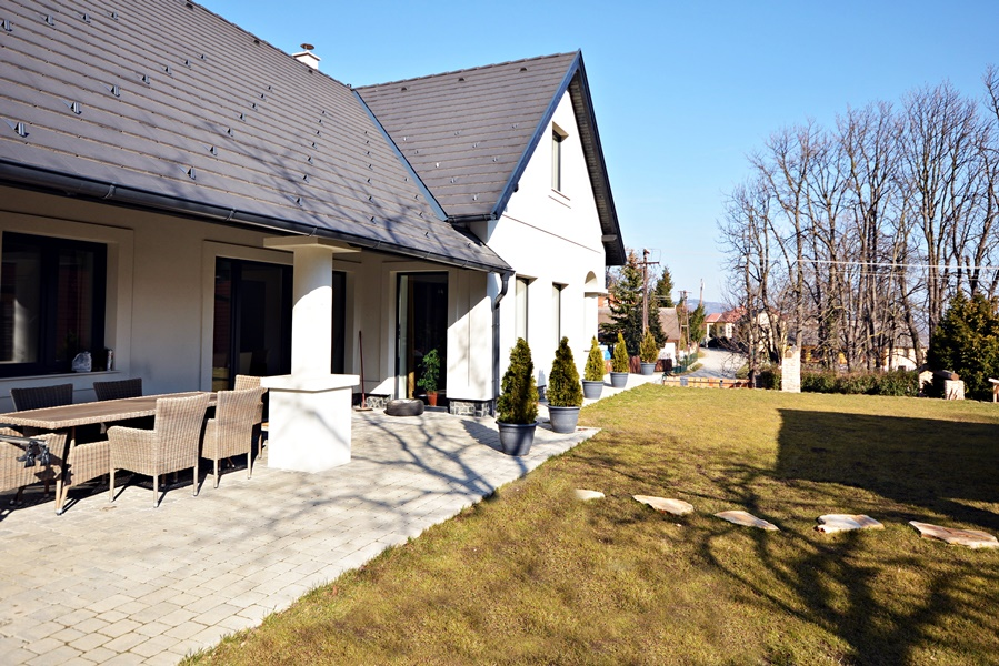 House for sale near Tapolca just north of lake Balaton
