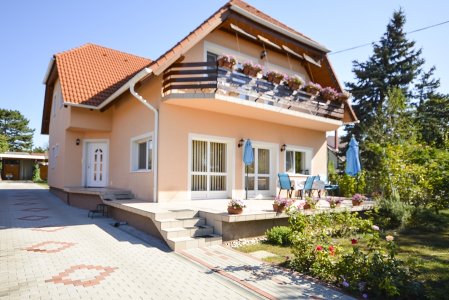 Beautiful detached family home for sale near Keszthely lake Balaton